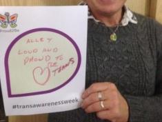 Trans Awareness Week Campaign